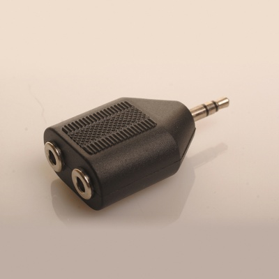2 X 3.5mm Stereo Jack To 3.5mm Stereo Jack